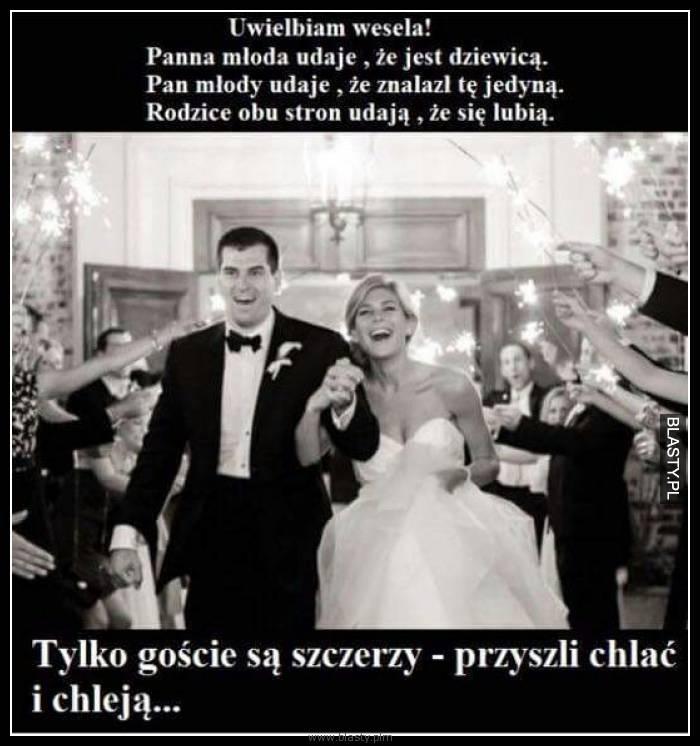 Uwielbiam wesela