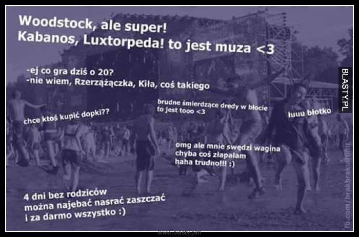 Woodstock ale super