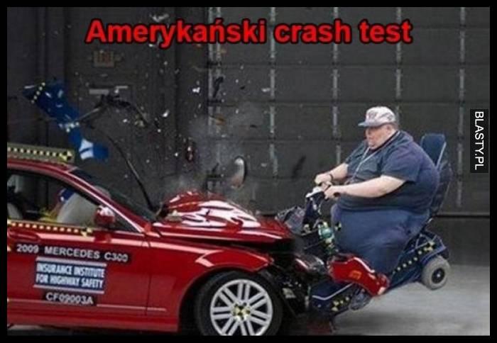 Amerykański Crash Test