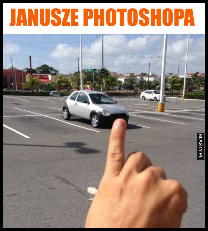 Janusze Photoshopa