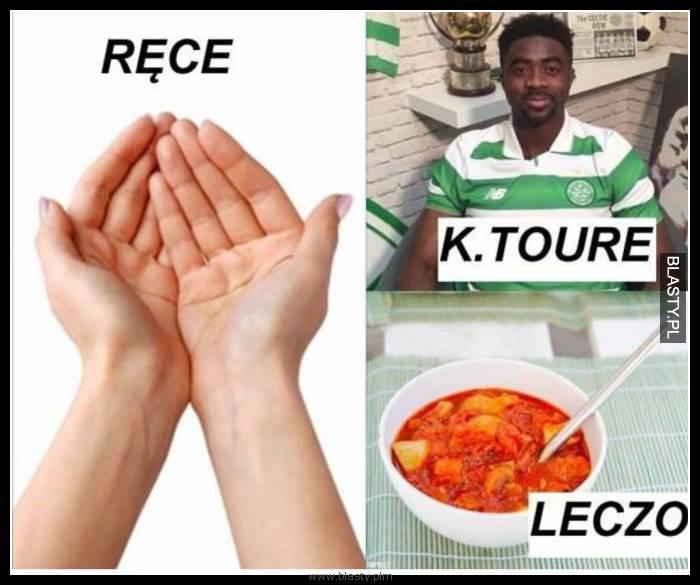 Ręce które leczo