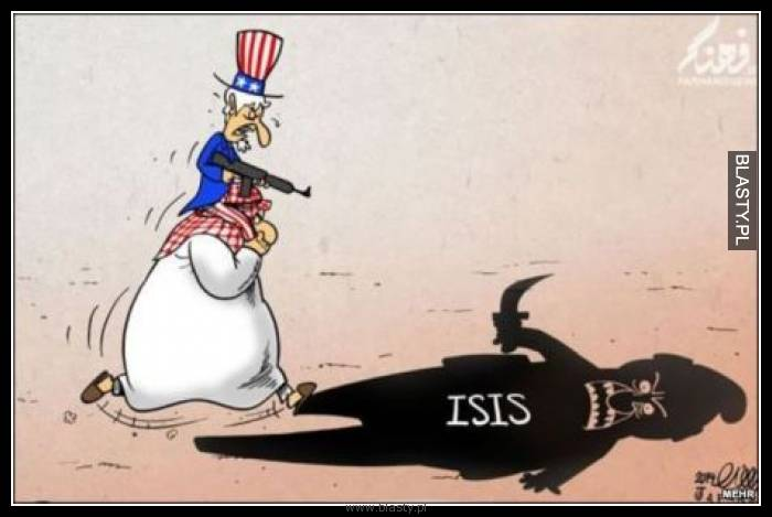 Walka z ISIS w USA