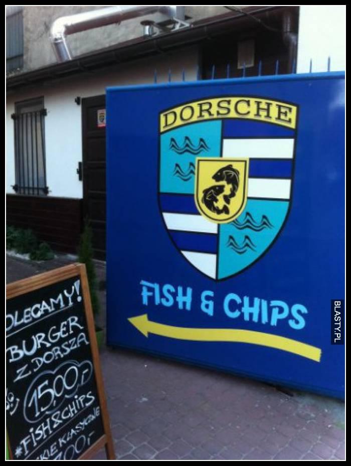 Dorsche fish & chips