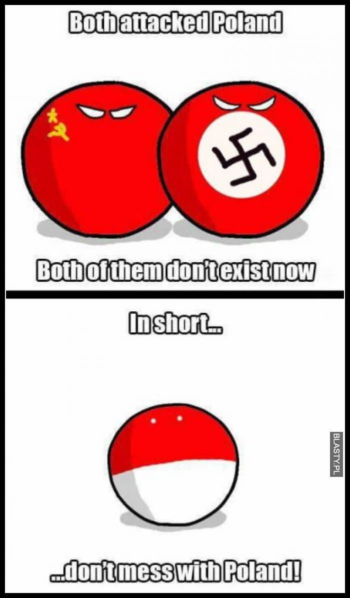 Nie zadzieraj z Polską
