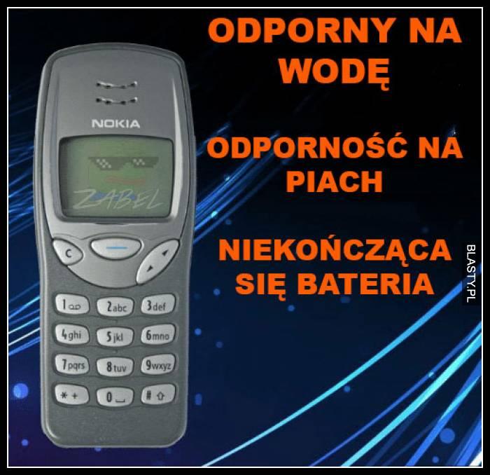 Ponadczasowa Nokia