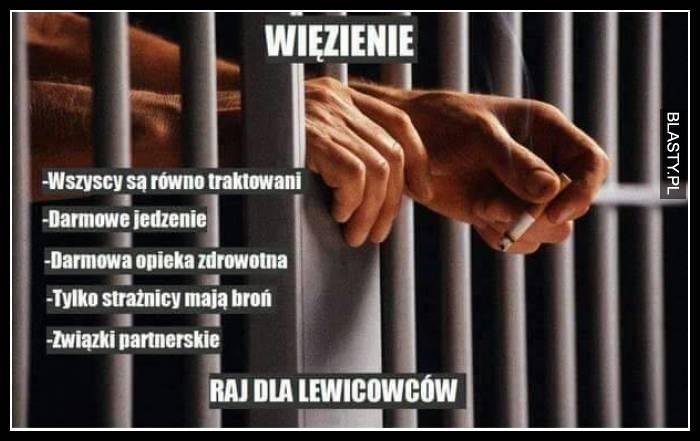 Więzienie dla lewicowców