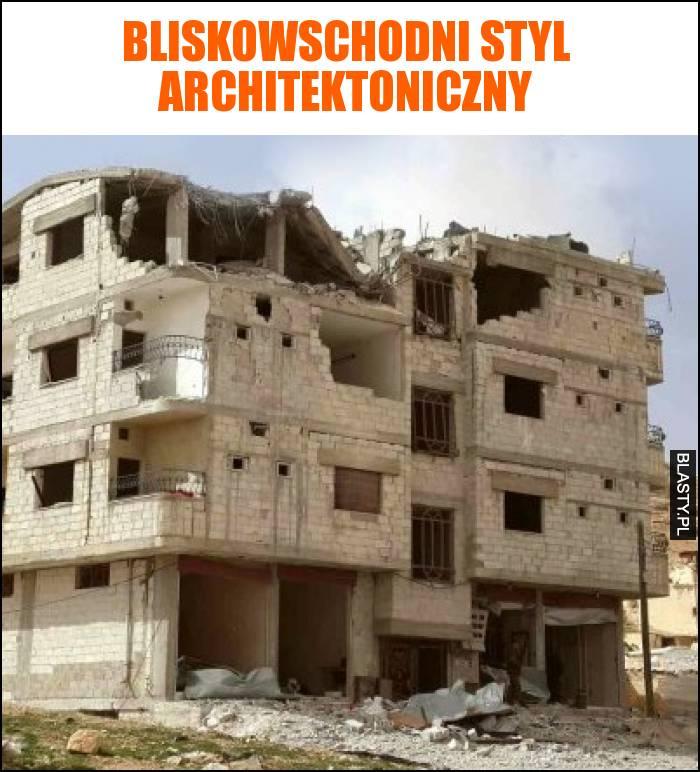 Bliskowschodni styl architektoniczny
