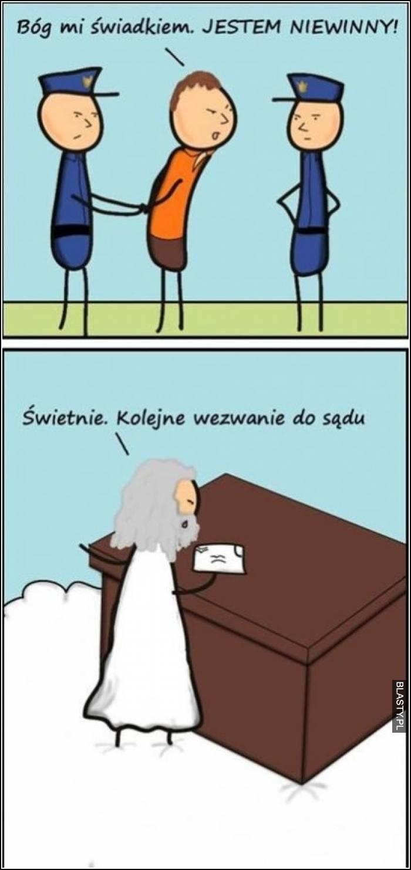 Bóg mi świadkiem