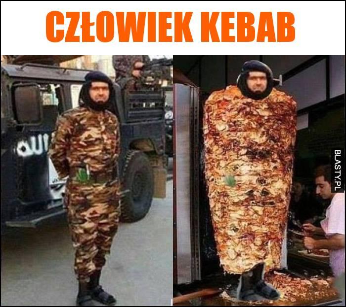 Człowiek Kebab