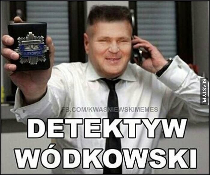 Detektyw Wódkowski