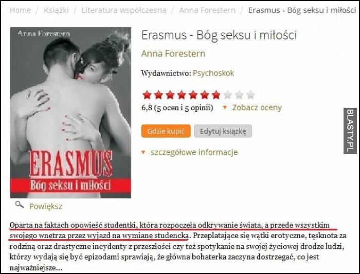 Erasmus bóg seksu i miłości