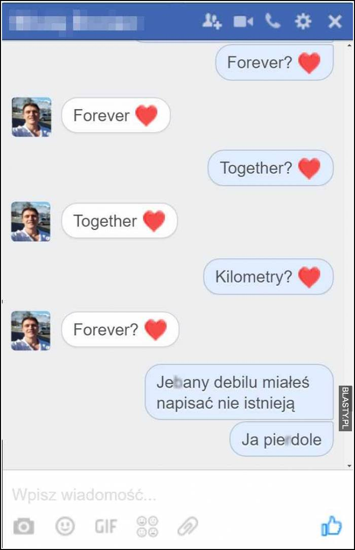 Forever and together