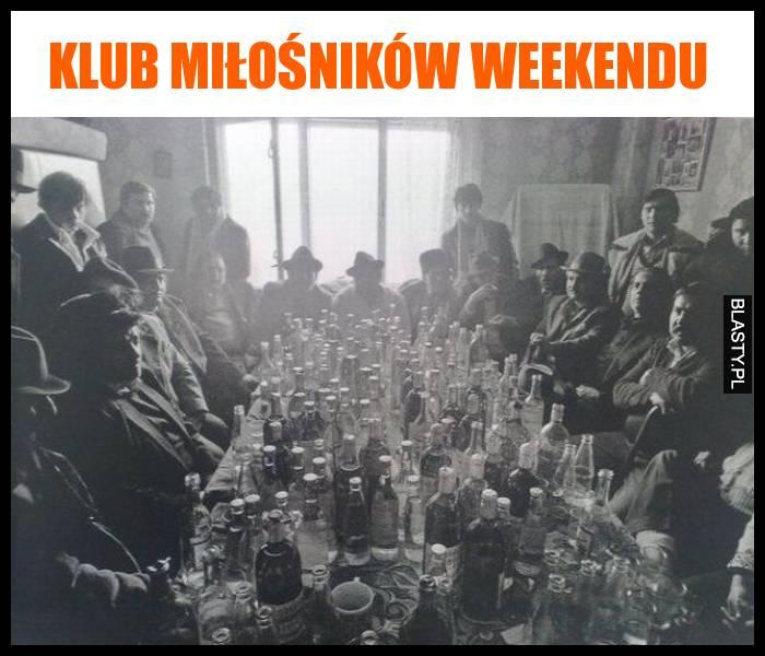 Klub miłośników weekendu