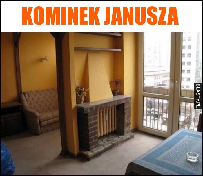 Kominek Janusza