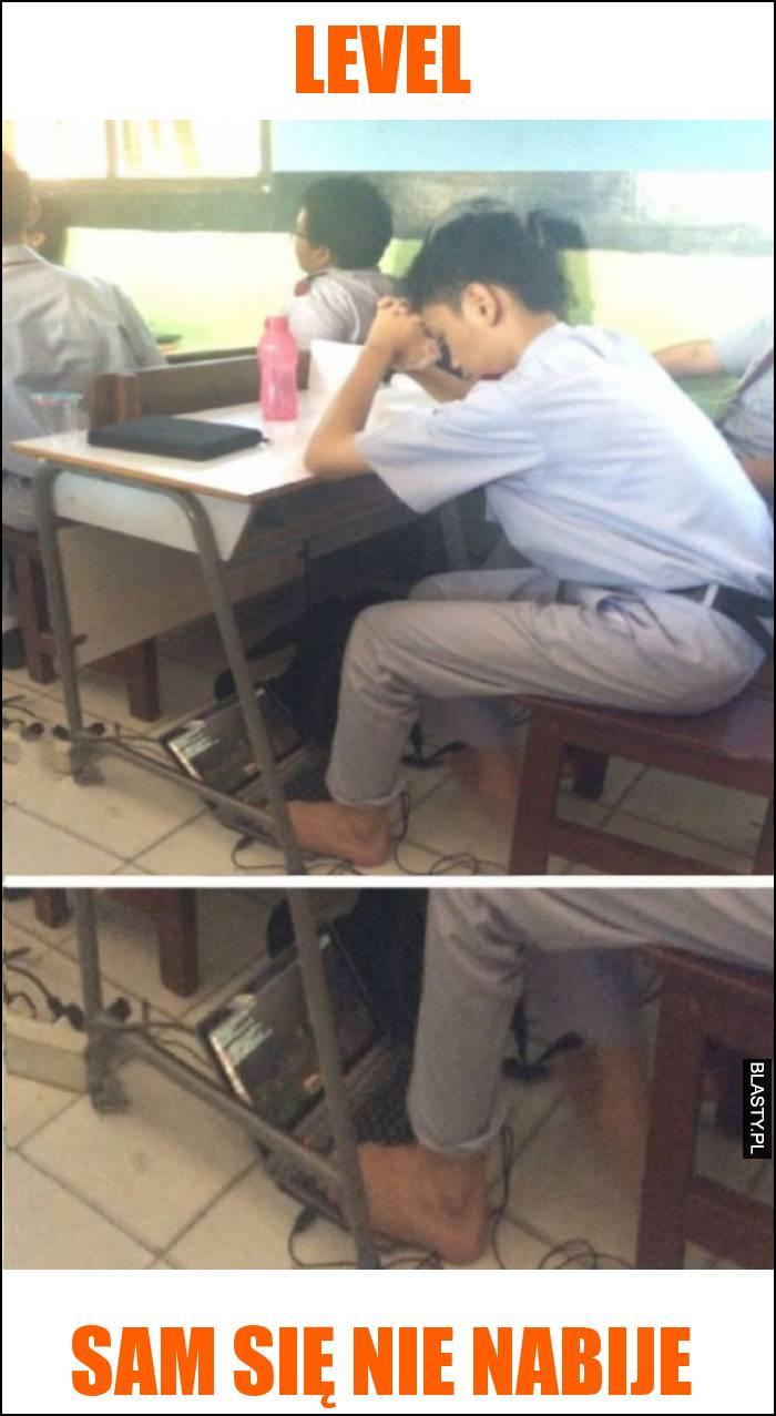 levelowanie w szkole