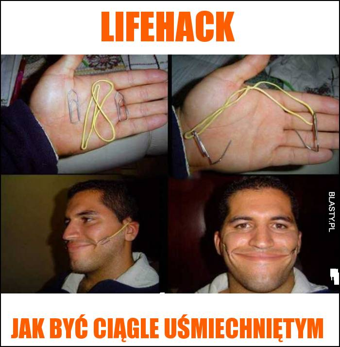 Lifehack, psycholog radzi