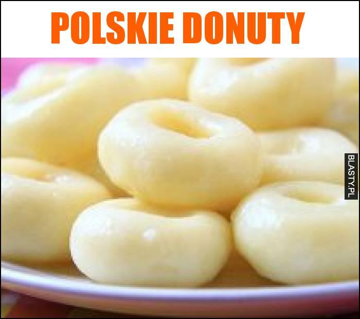Polskie donuty