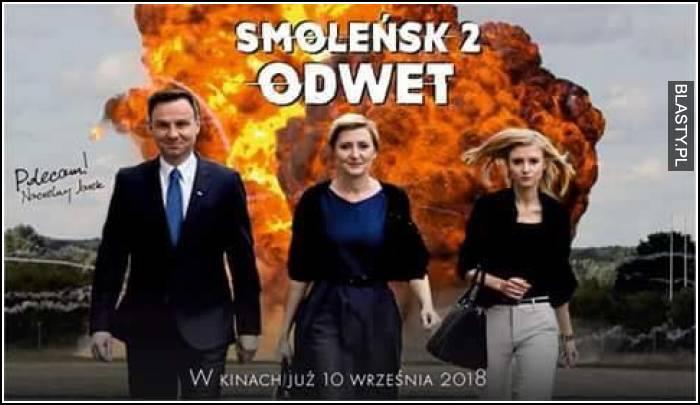 Smoleńsk 2 odwet