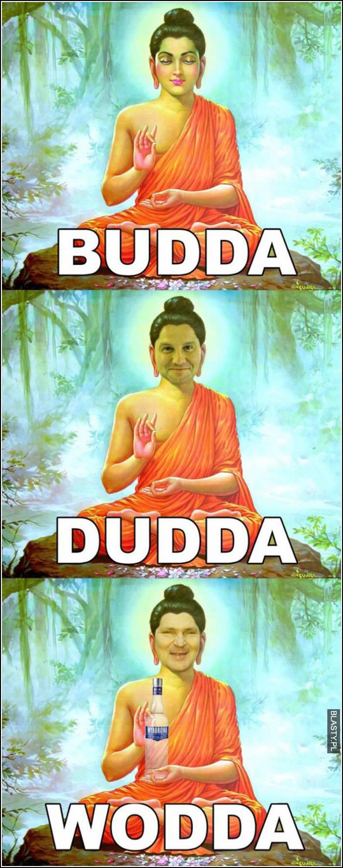Budda, dudda i