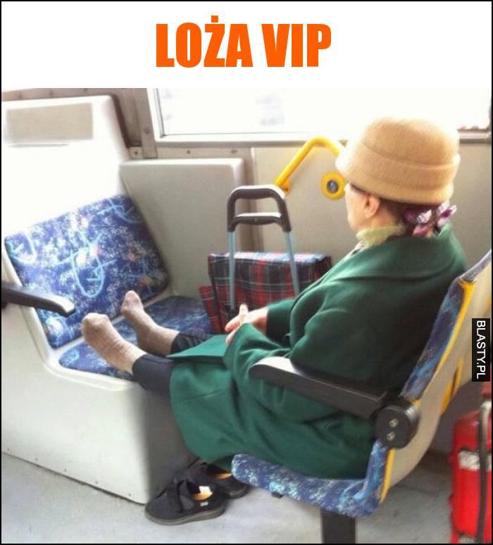 Loża VIP