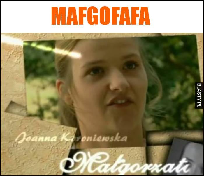 Mafgofafa