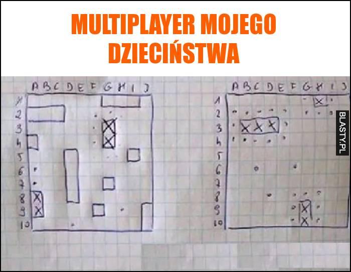 multiplayer mojego dzieciństwa