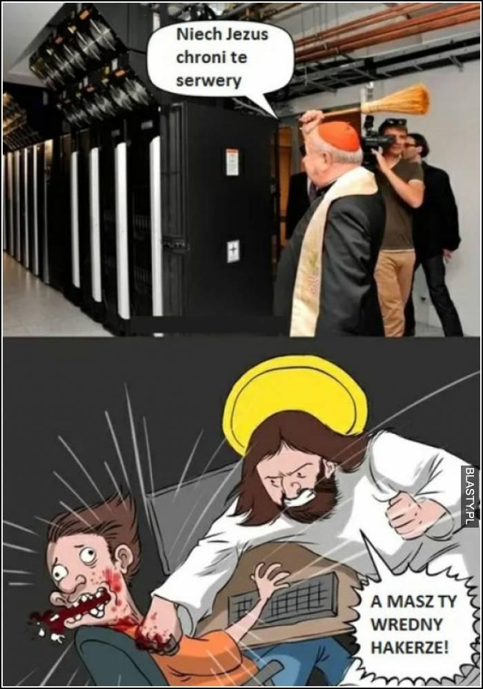 Niebezpieczni hakerzy
