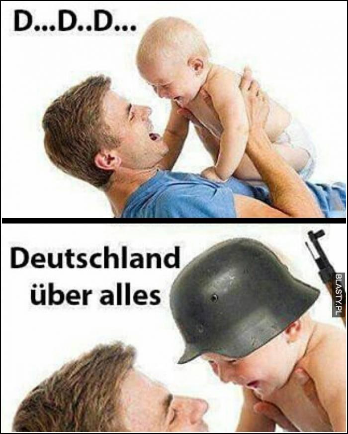 Niemcy ponad wszytsko