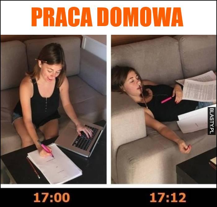 Praca domowa