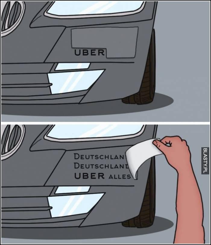 Uber - deutchsland deutchsland uber alles