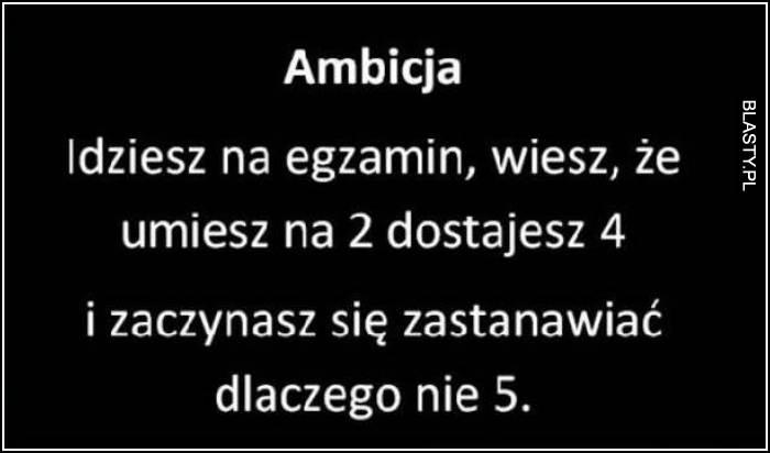 Ambicja