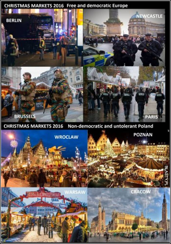 Christmas market 2016 free and democratic europe