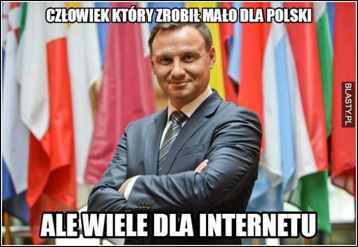 Człowiek, który zrobił mało dla polski