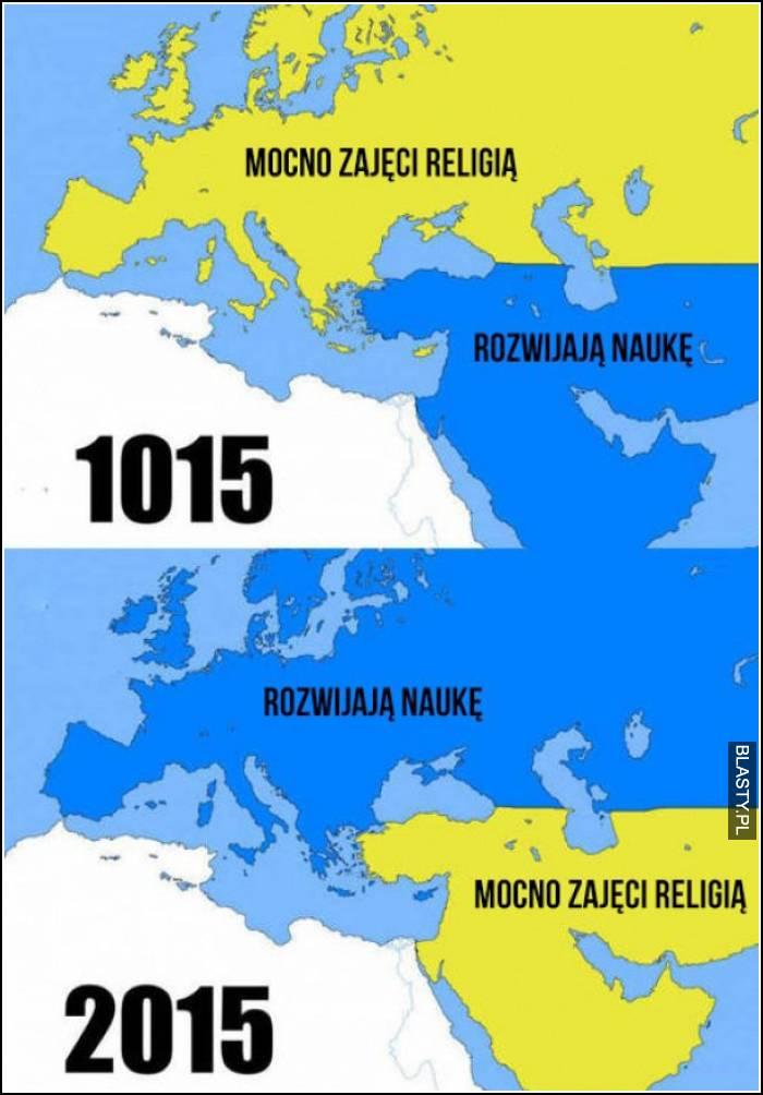 Europa taka była