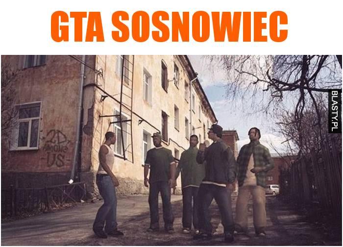 GTA Sosnowiec