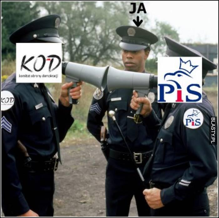 Ja vs kod vs PIS