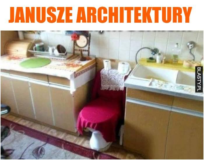Janusze architektury