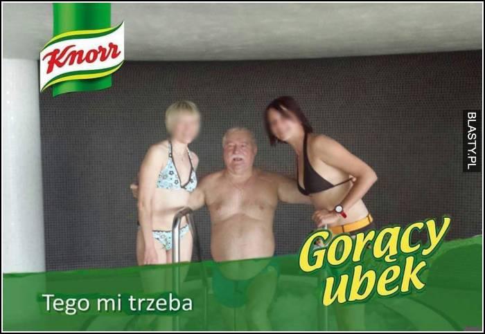 Knorr Gorący Ubek