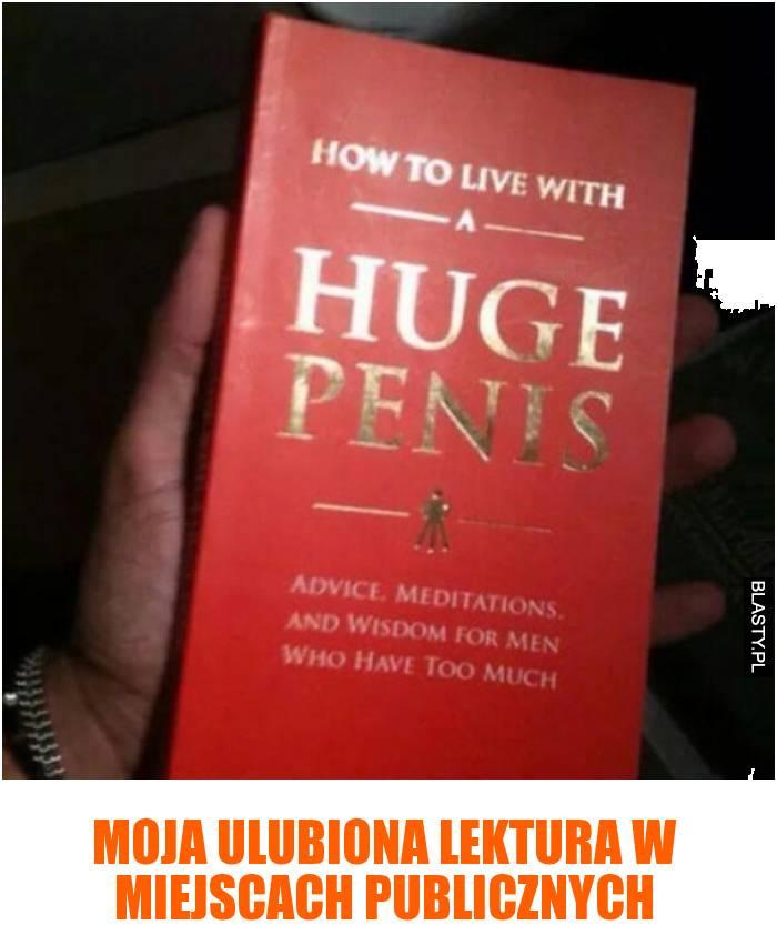 Moja ulubiona lektura w miejscach publicznych