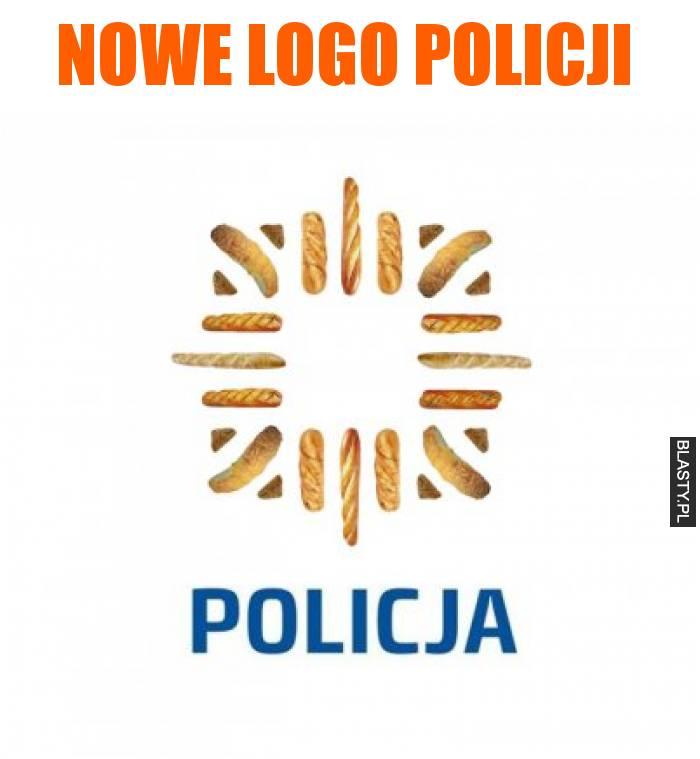 Nowe logo policji
