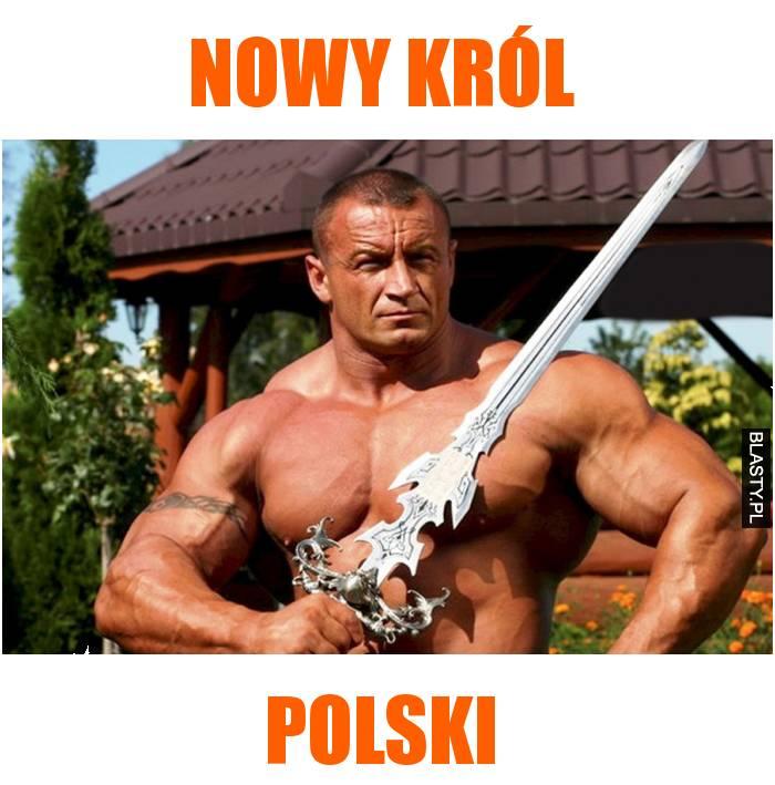 nowy król polski