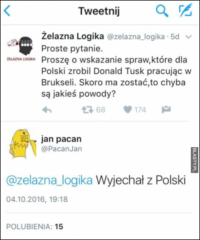 Wkład polityczny Donalda Tuska w Polskę