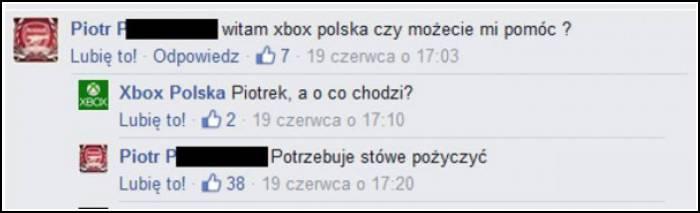 Xbox Polska słucham?