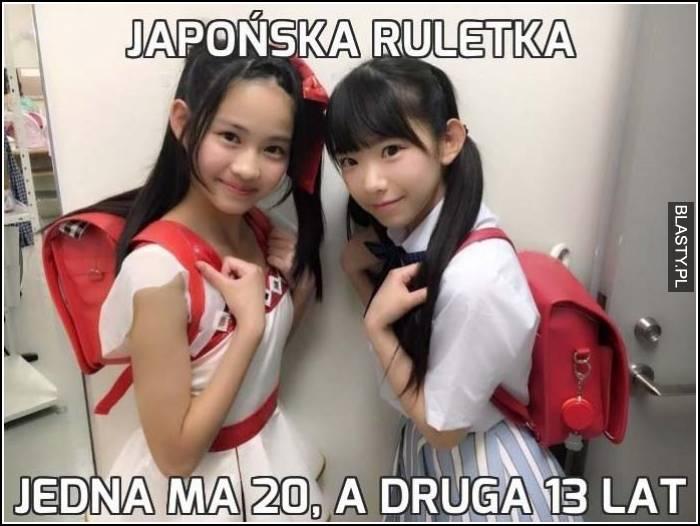 japońska ruletka