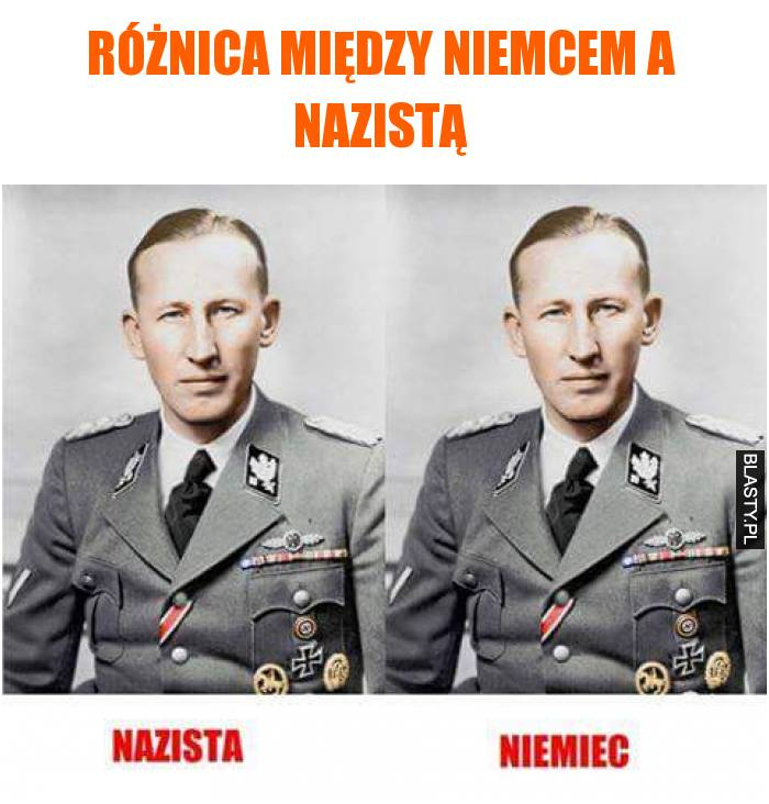 Niemiec a nazi