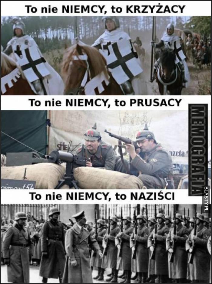 To nie niemcy