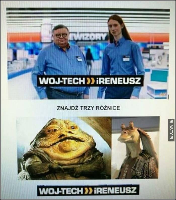Wojciech i ireneusz