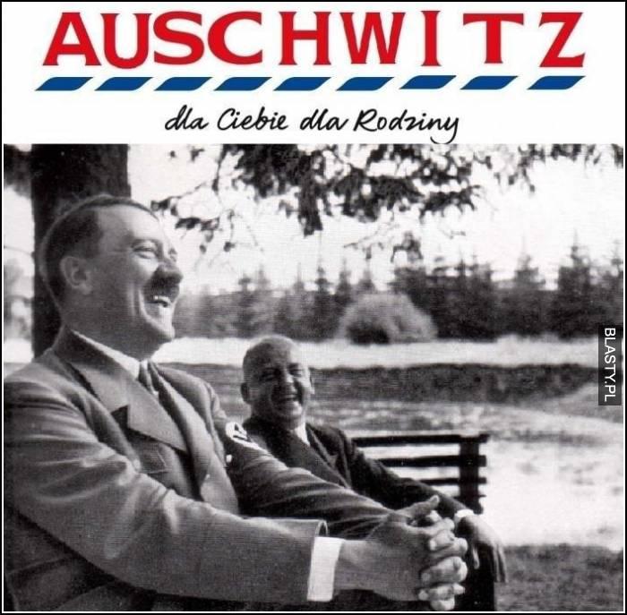wycieczka w jedną stronę do Auschwitz