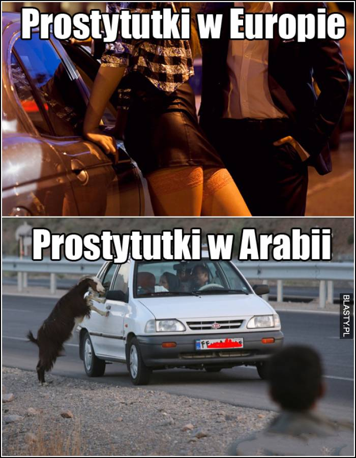 Europa VS Kraje Arabskie