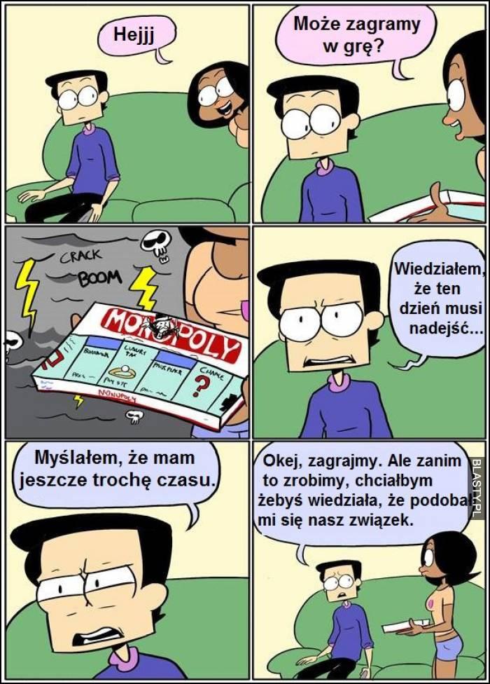 gra w monopoly